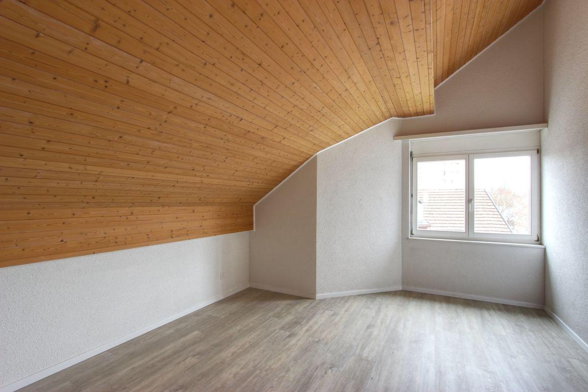 Modernisierte & zentrale Maisonette-Dachwohnung